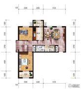 盛世尚水城0室0厅0卫0平方米户型图