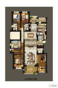 金地天境4室0厅0卫0平方米户型图