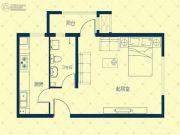 溪语蓝湾0平方米户型图