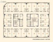 世茂海峡城1室0厅1卫67--82平方米户型图