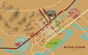 紫银东郡交通图