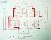中惠�X秀3室2厅1卫0平方米户型图