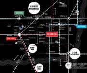 合桂纵贯线交通图