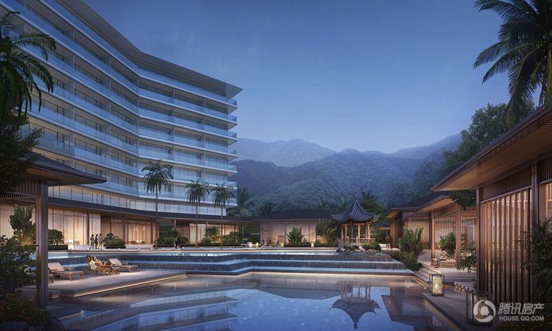 九洲绿城·翠湖香山 酒店
