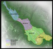 神农架龙降坪国际生态旅游度假区规划图