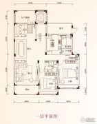 中国铁建领秀城0室0厅0卫302平方米户型图