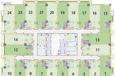 糖果场工厂平面设计图