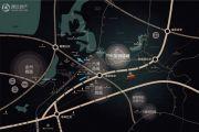 万科金域蓝湾溪望交通图