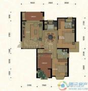 东方名城0室0厅0卫208平方米户型图