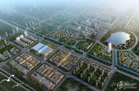 亳州神农谷中药电商物流城