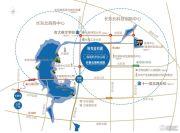 领秀蓝珀湖交通图