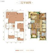 力帆红星国际广场500--564平方米户型图