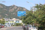 绿城・海棠湾交通图