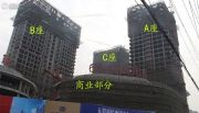 加侨国际广场实景图