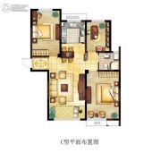 金海丽水湾2室1厅1卫0平方米户型图
