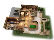 隆豪翡翠星城475平方米户型图