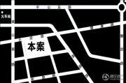 诚基・景天花园交通图