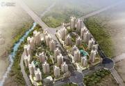 千禧河畔国际社区规划图