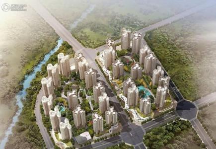 千禧河畔国际社区