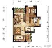 紫御江山2室0厅0卫0平方米户型图