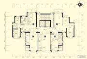 恒大名都2室2厅1卫86--88平方米户型图