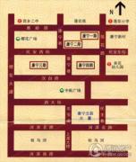 康宁汉辰大厦交通图