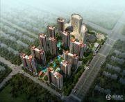 锦江城市花园效果图