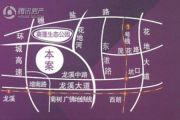 路劲隽泷湾交通图