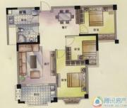东方名城0室0厅0卫97平方米户型图