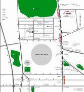 天朗美域交通图