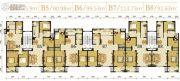 万邦城3室2厅1卫75--113平方米户型图
