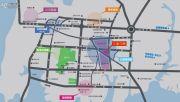 天伦・金三角克拉公寓交通图
