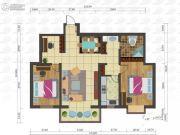 云祥花苑2室2厅1卫0平方米户型图