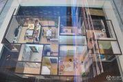 绿地国际博览城沙盘图