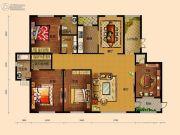 恒大盛和天下4室2厅3卫0平方米户型图