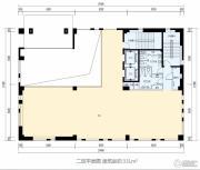 北京经开・国际企业大道Ⅲ331平方米户型图