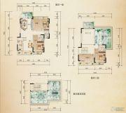 熙岸尚城二期0室0厅0卫210平方米户型图