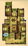 万科・珑庭5室2厅2卫145平方米户型图