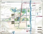 中建湖山印象交通图