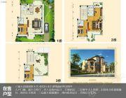 许昌碧桂园4室2厅2卫200平方米户型图