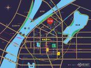 紫金城四期交通图