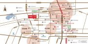 华润置地・八�院交通图