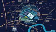 两江中迪广场交通图