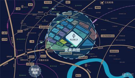 两江中迪广场