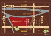融创常州御园交通图