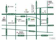 广大城交通图