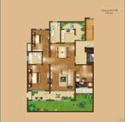 鲁王・和墅0平方米户型图