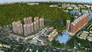 珠江东方明珠外景图