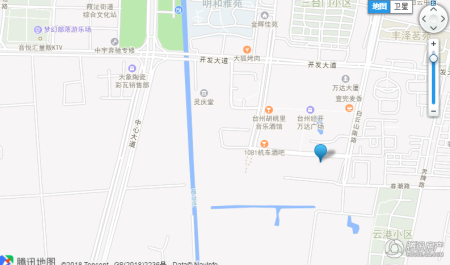 中梁阳光城台州一号