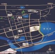 阳江恒大悦龙府交通图